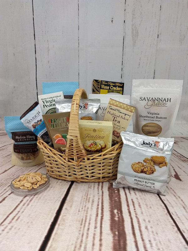 Comfort Collection Medium Gift Basket