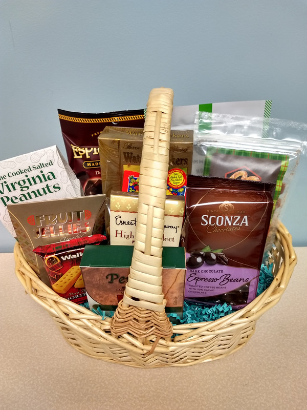 Comfort Collection Large Gift Basket