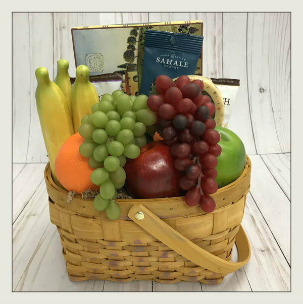 Fantastic Fruit Medley Large Gift Basket
