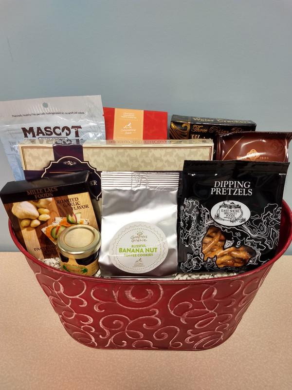 Bon Appètit Gift Basket
