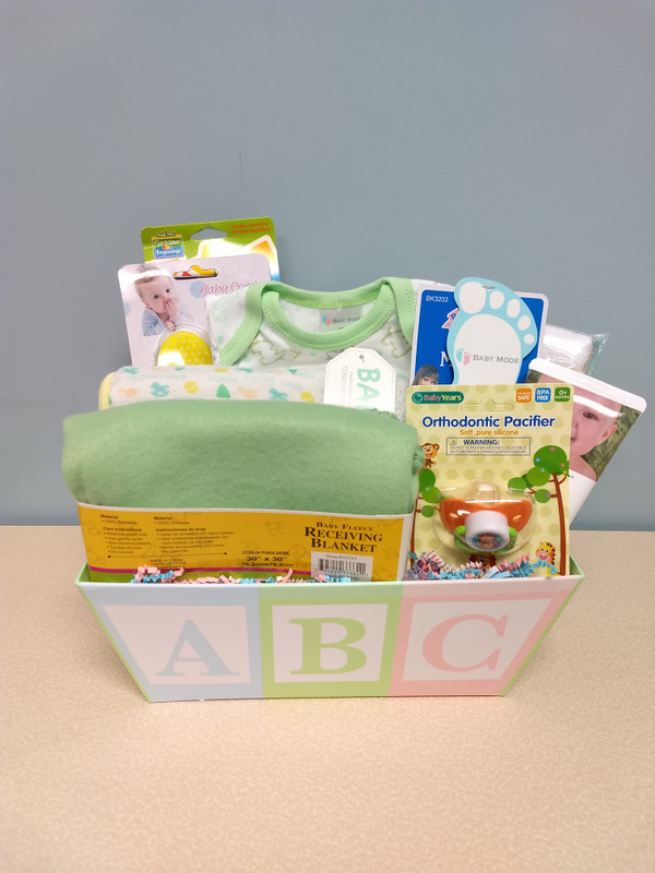 Little Beginnings Gift Basket