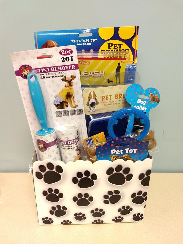 Pet Basket - Dog