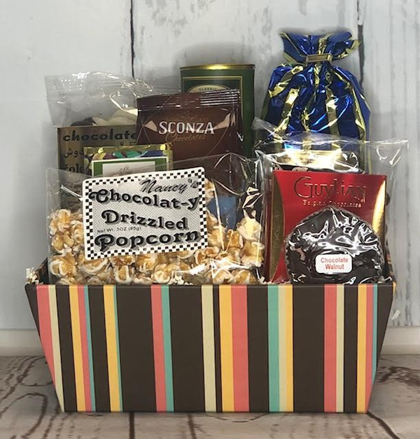 Chocolate Lovers Large Gift Basket