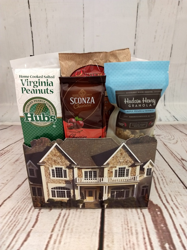 House Gift Basket Large