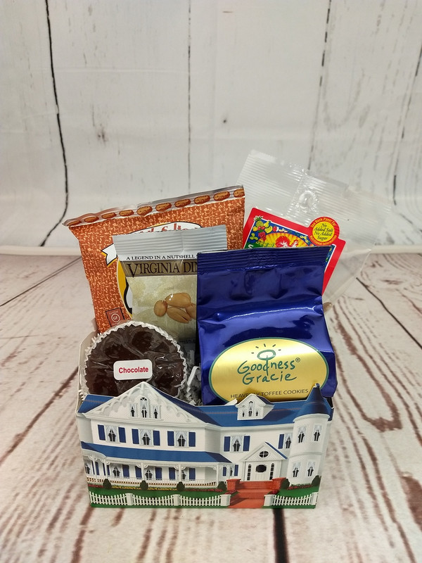 House Gift Basket Small