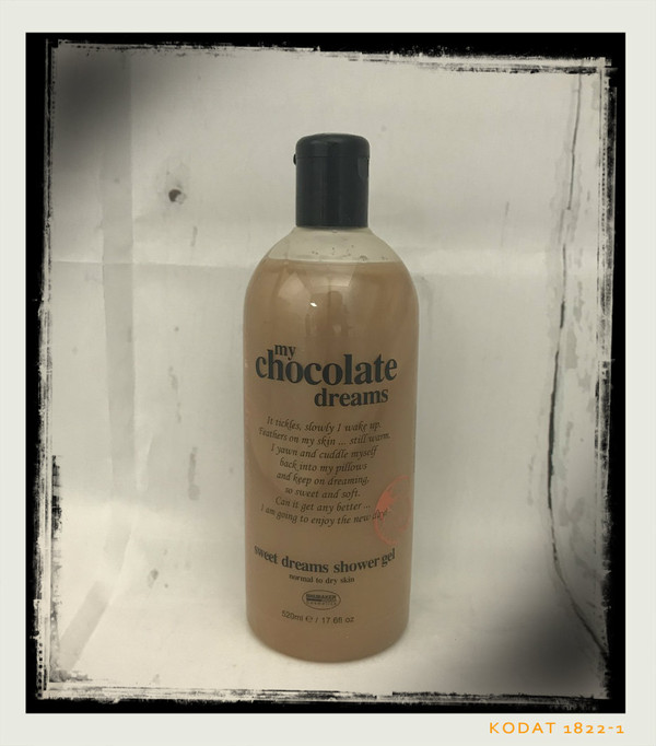 My Chocolate Dreams shower gel