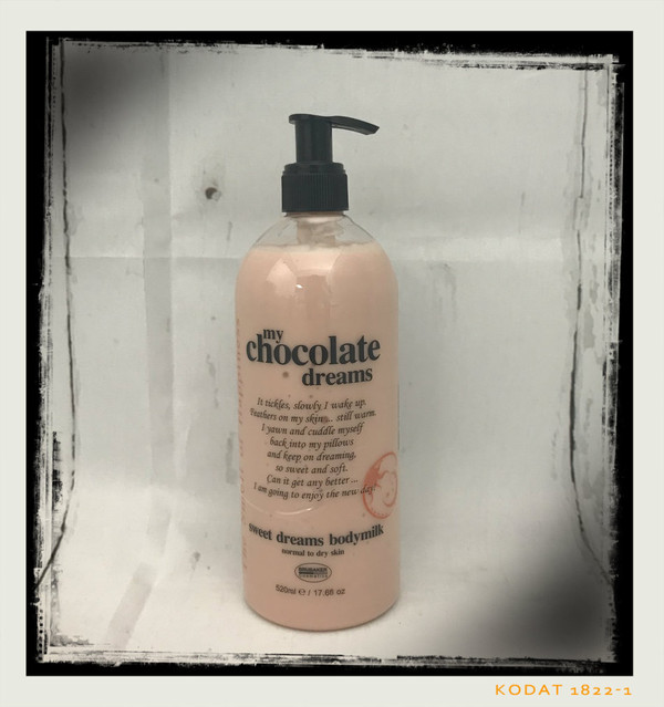 My Chocolate Dreams bodymilk lotion