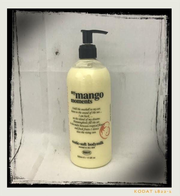 My Mango Moments bodymilk lotion