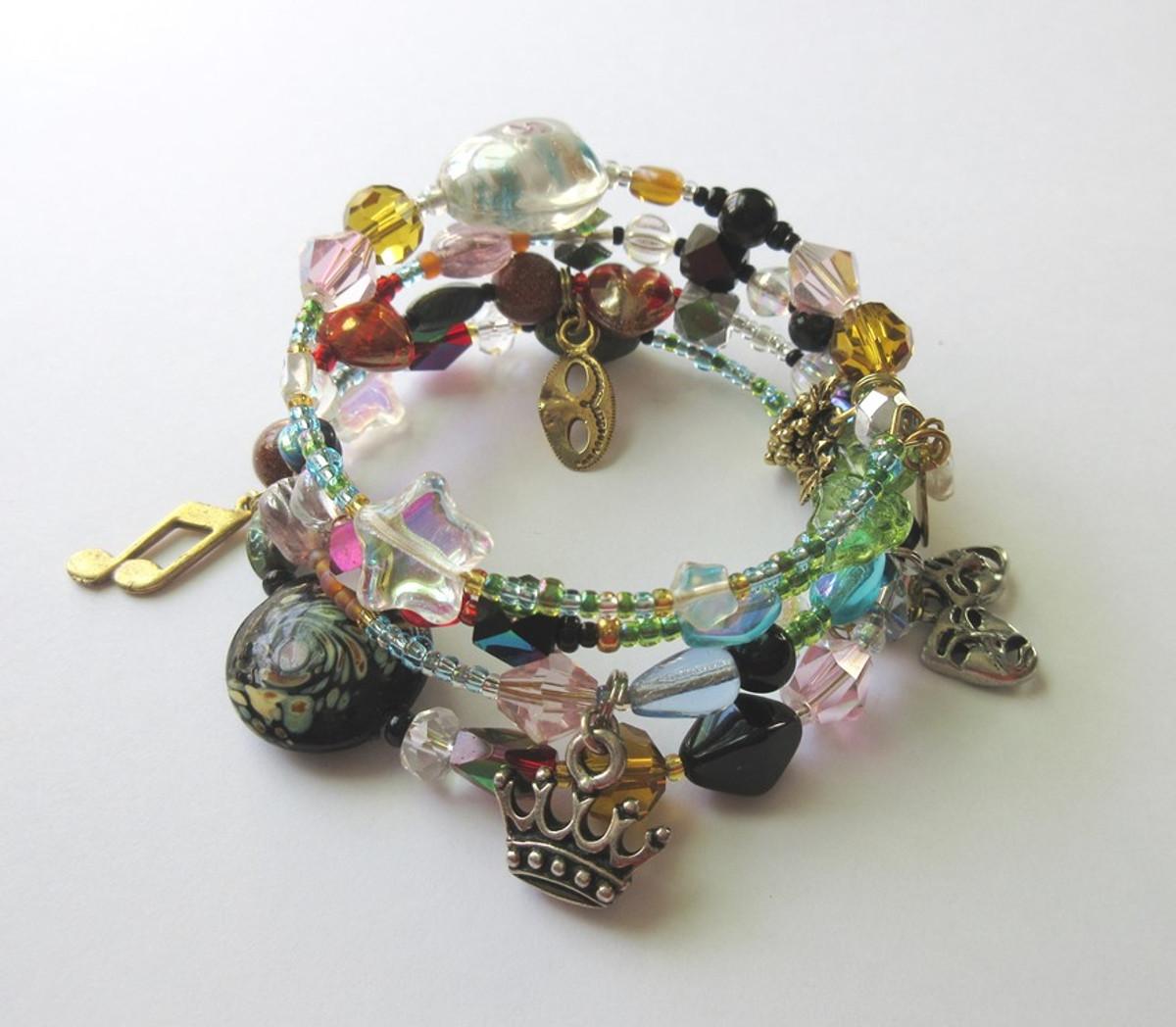 The Ariadne Opera Bracelet