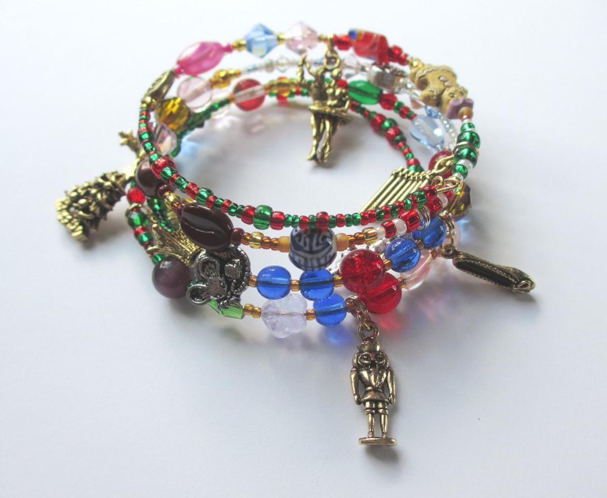 The Nutcracker Ballet Bracelet
