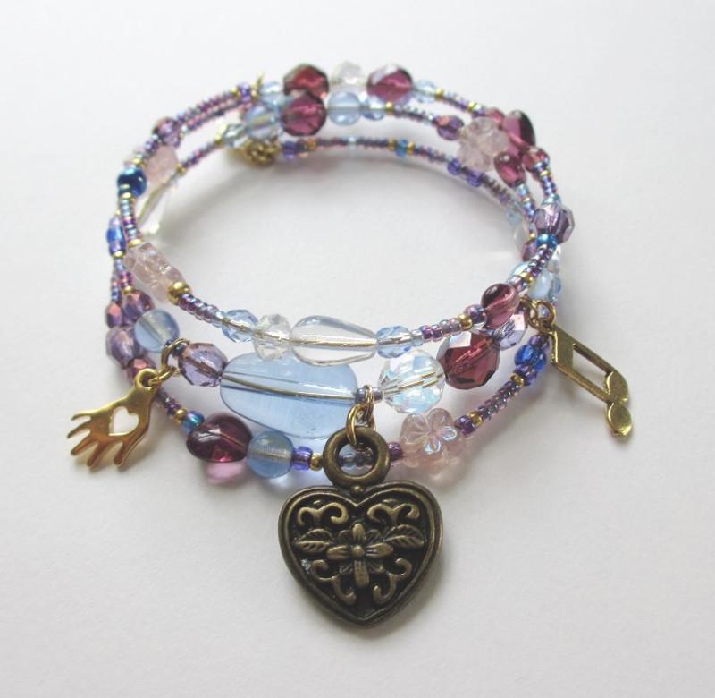 The Vissi d'arte Bracelet inspired by Tosca