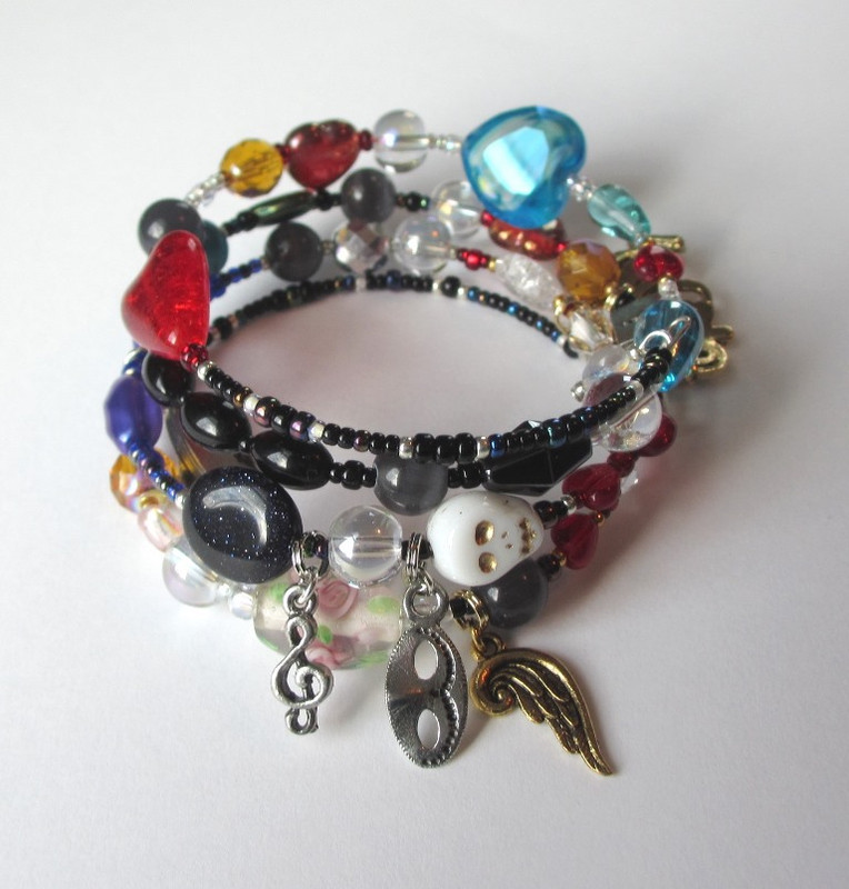 The Phantom of the Opera Bracelet