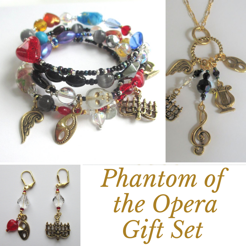 The Phantom of the Opera Gift Set