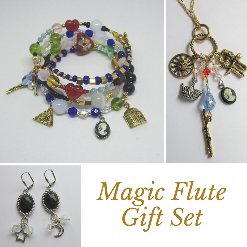 The Magic Flute Gift Set