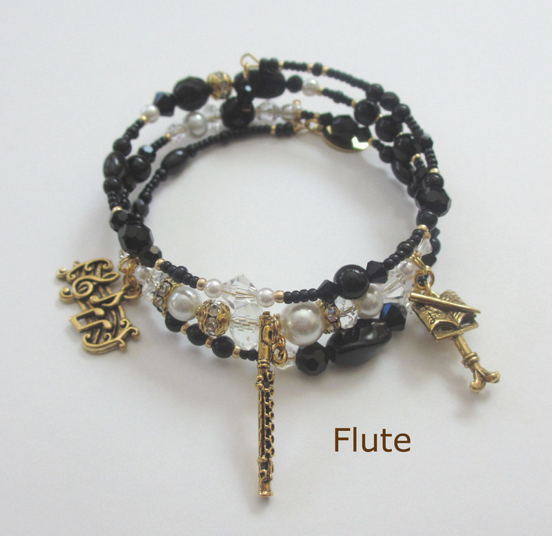 Flute Charm