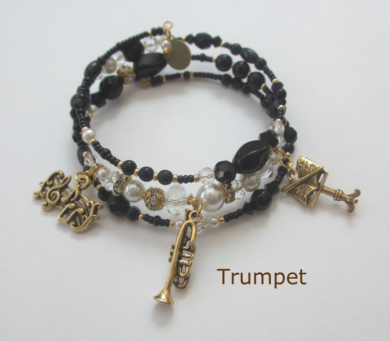 Trumpet Charm