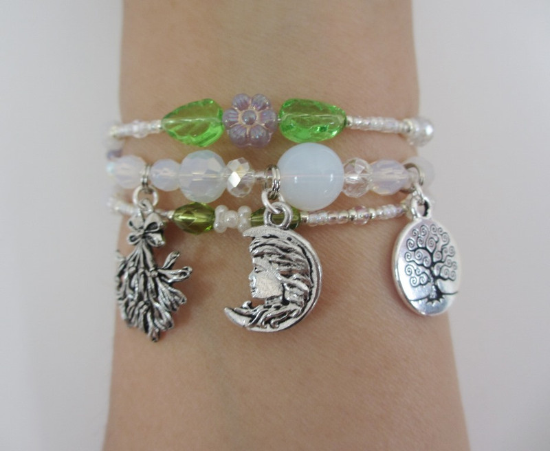 The Casta Diva Bracelet inspired by Norma by Bellini