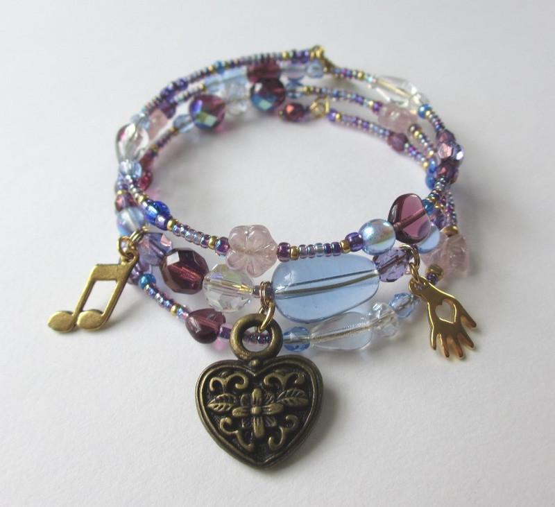 The Vissi d'arte Bracelet