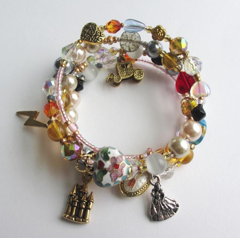The La Cenerentola Opera Bracelet