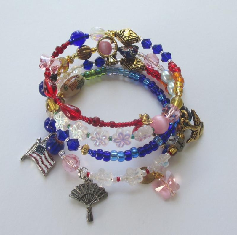 The Madama Butterfly Opera Bracelet