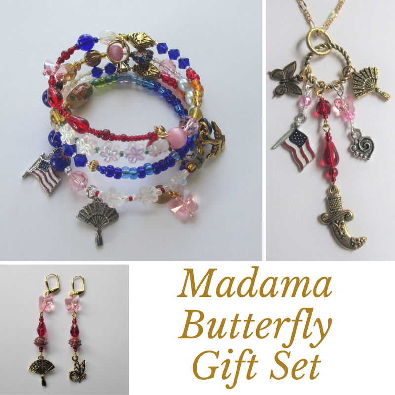 The Madama Butterfly Gift Set