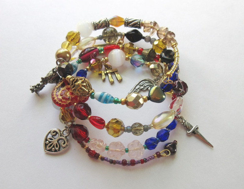 The Samson and Delilah Bracelet