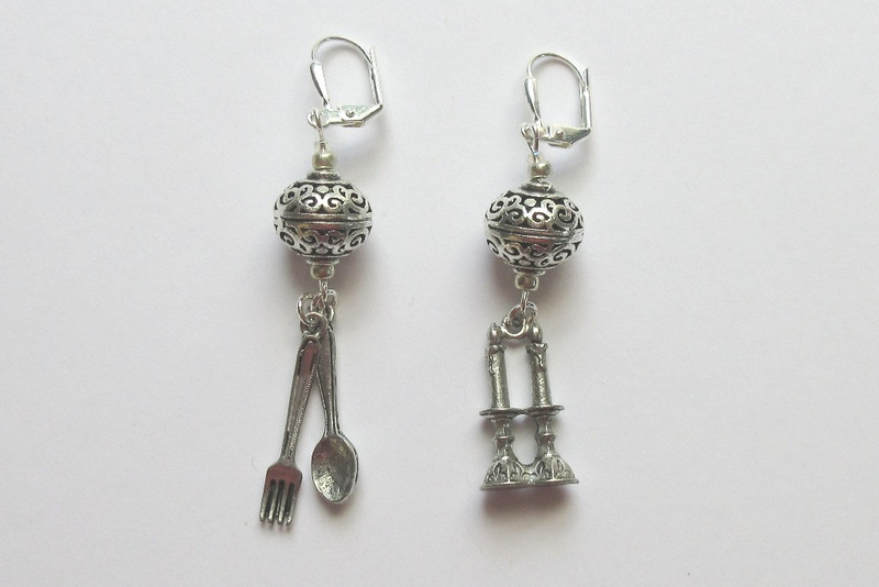 Les Miserables Earrings