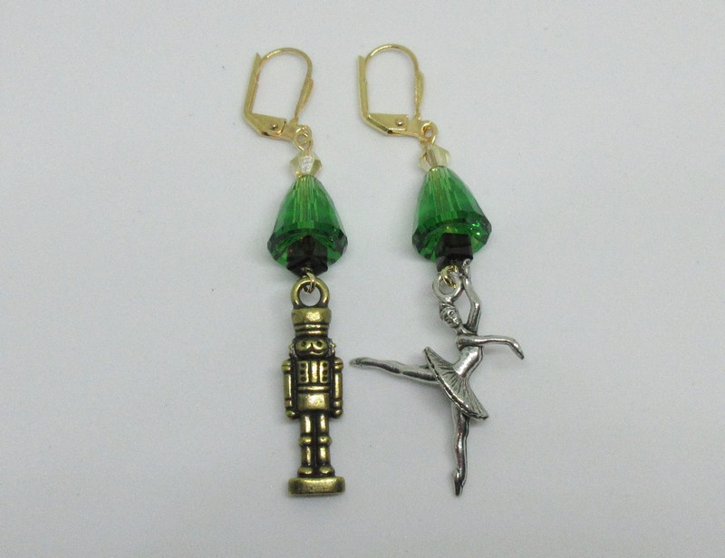 Nutcracker Earrings