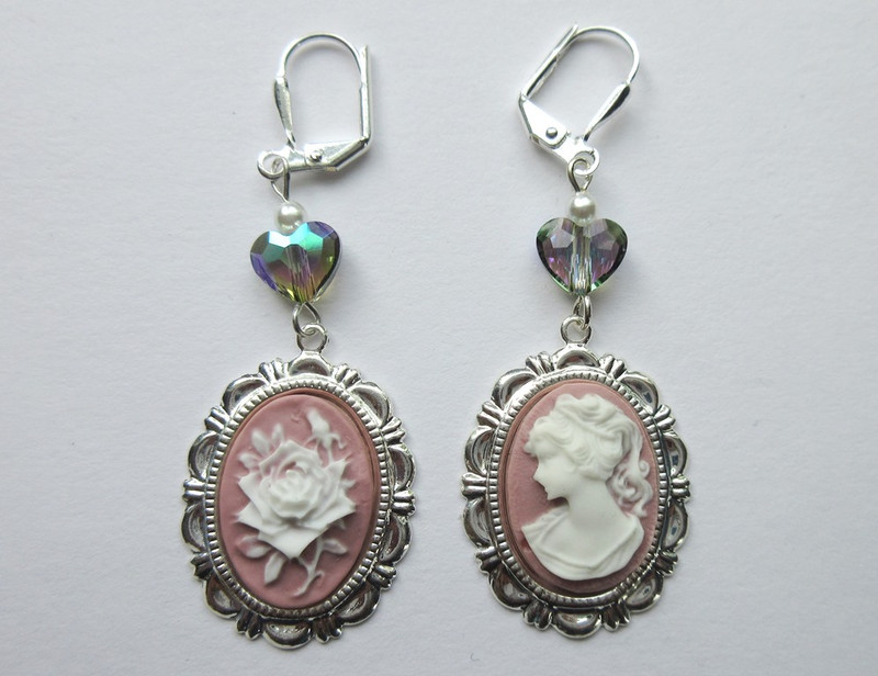 Violetta Earrings