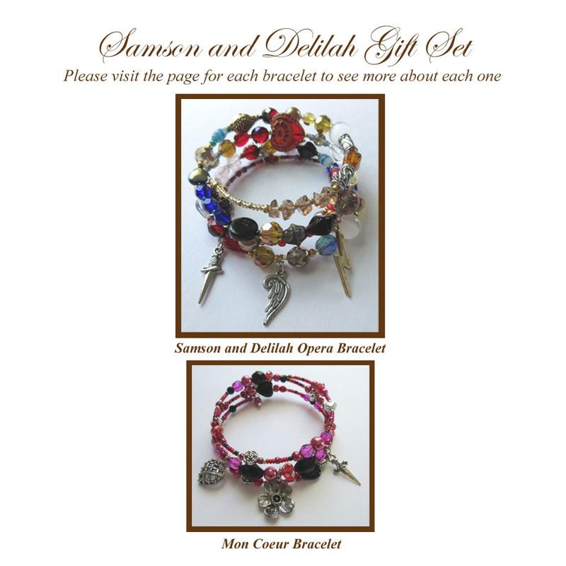 The Samson and Delilah Gift Set
