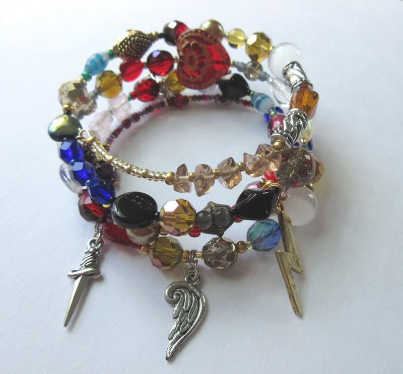 The Samson and Delilah Opera Bracelet