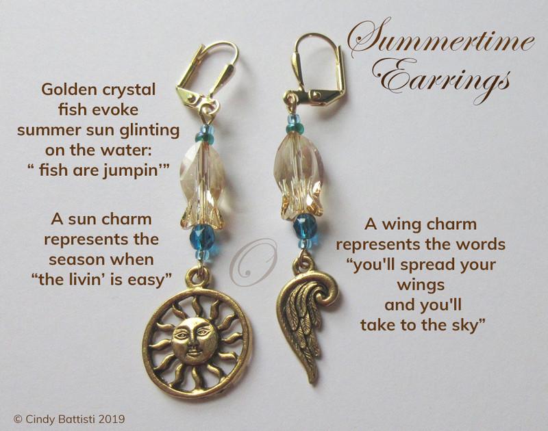 Summertime Earrings