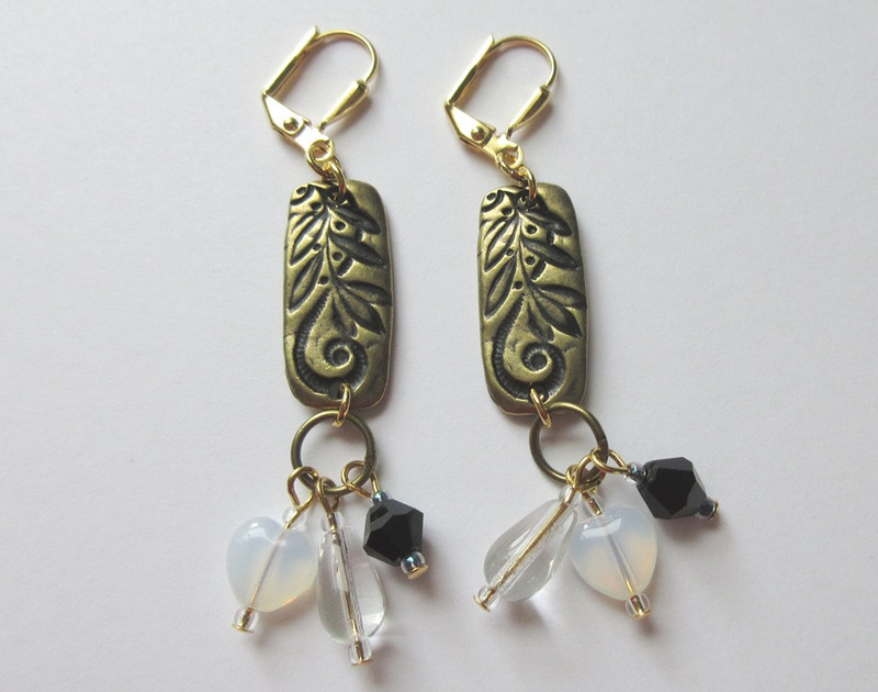 Desdemona Earrings