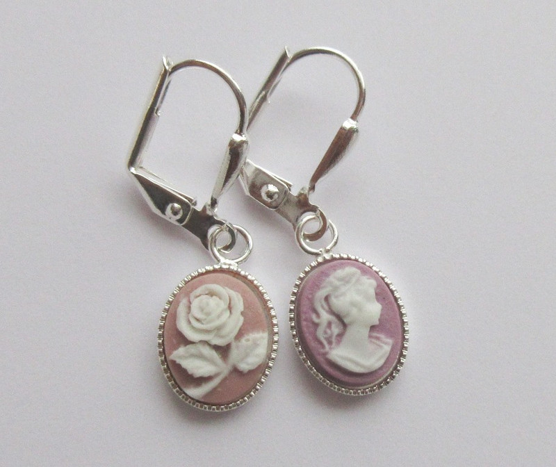 Mini Violetta Earrings