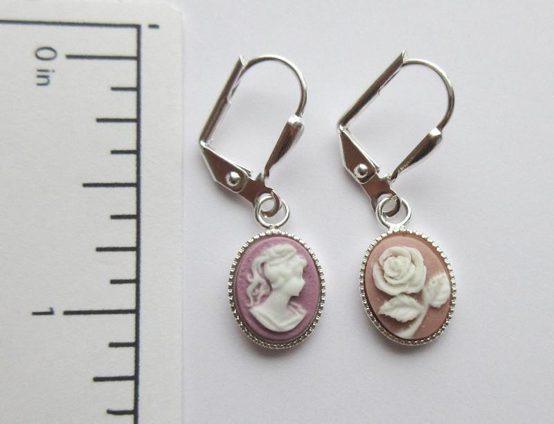 Mini Violetta Earrings