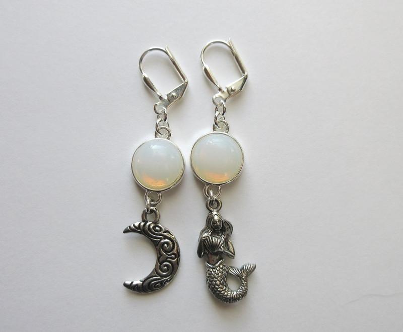 Rusalka Earrings