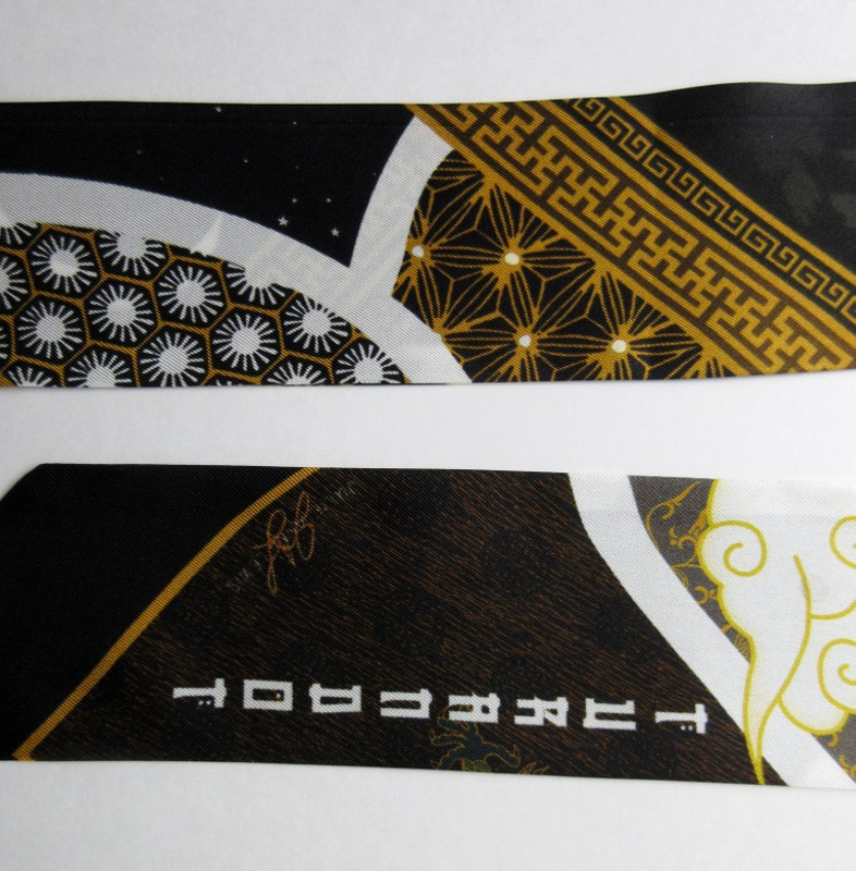 Turandot Twilly Scarf Detail