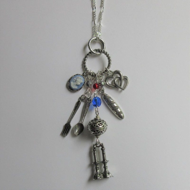 Les Miserables Necklace