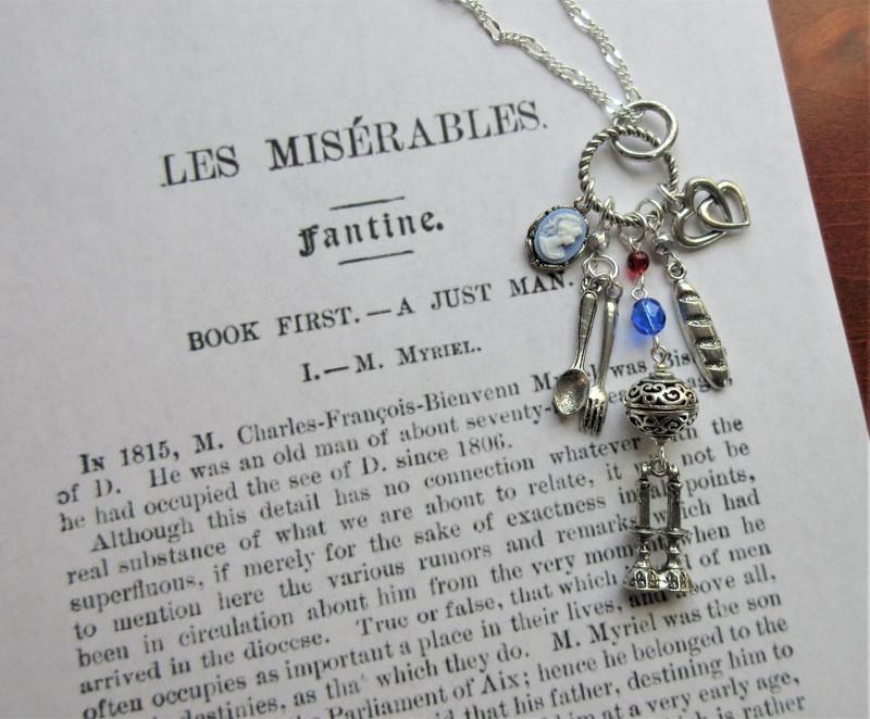 Les Miserables Necklace