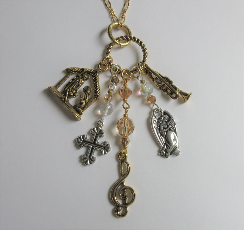 Handel Messiah Necklace
