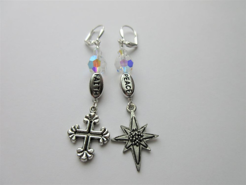 Handel's Messiah Earrings