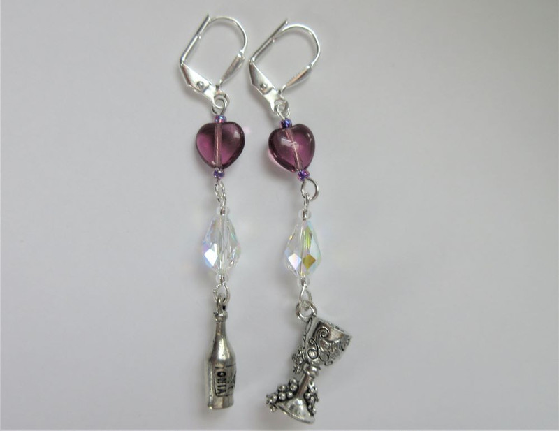 Elixir of Love Earrings