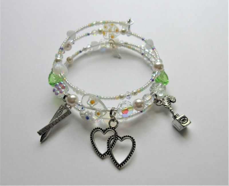 The Susanna and Figaro Bracelet is inspired by Mozart's The Marriage of Figaro