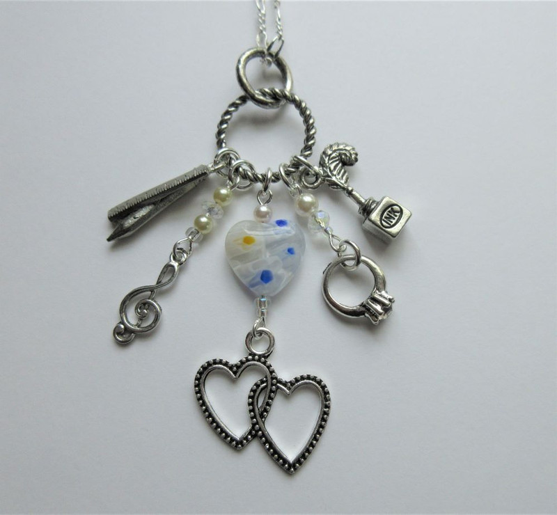 Marriage of Figaro Necklace