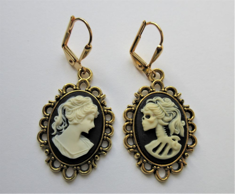 Before and After Earrings