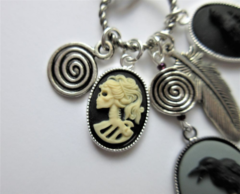 Quoth the Raven Necklace