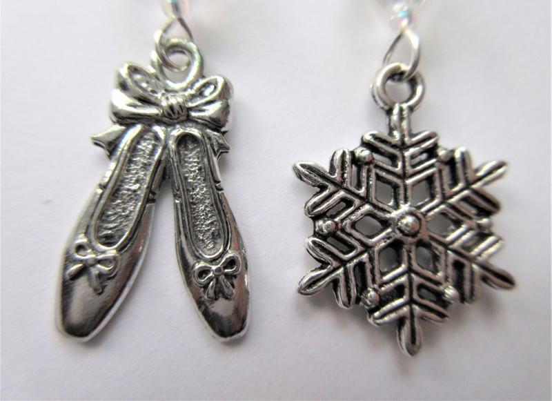Dance of the Snowflakes Earrings