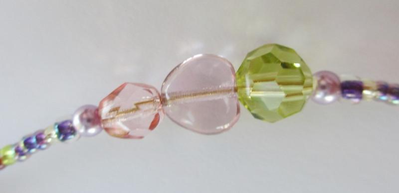 Brindisi Bracelet bead detail.