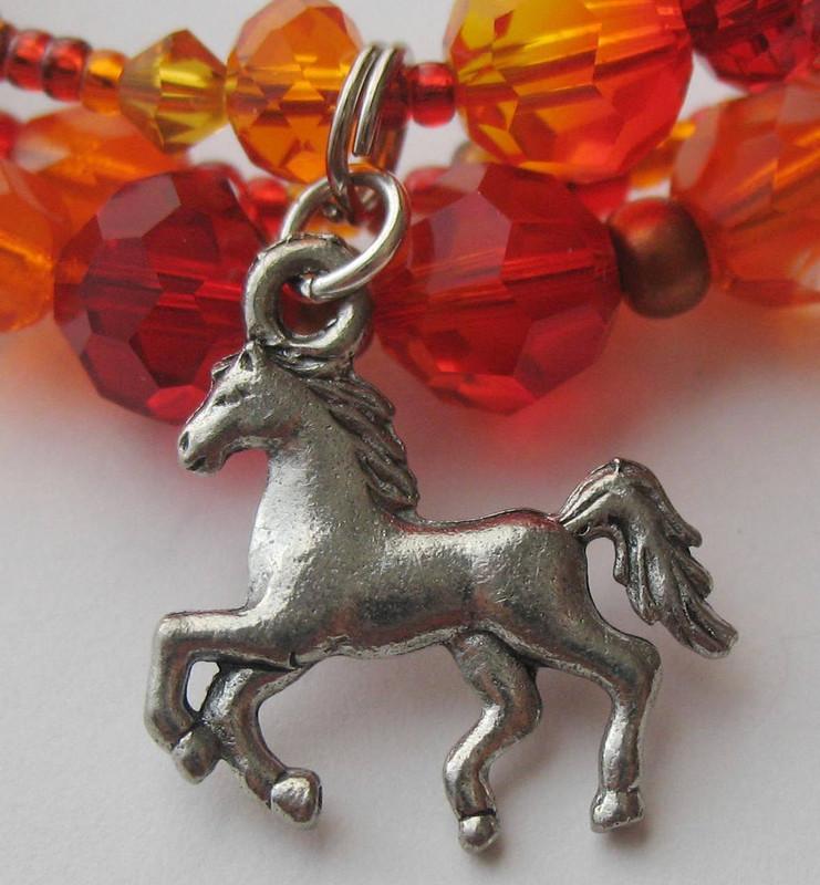 Sacred horse Grane
