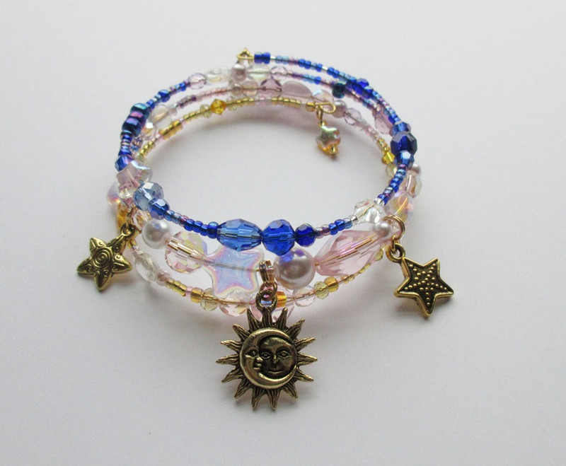 The Nessun Dorma Bracelet is inspired by the famous aria in Act 3 of Puccini's Turandot.